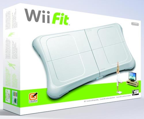 Wii Fit with Wii Balance Board by Nintendo (Wii)