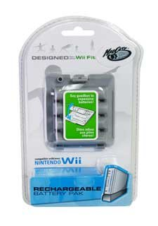Mad Catz Rechargeable Battery Pack for Wii Fit Balance Board (Wii)