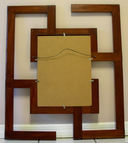 medium Floating Frame (W)