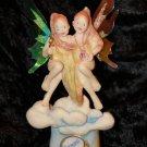 Rawcliffe Retired Zodiac Fairies Gemini Born May 22 - June 21 Retired Fairy Twins