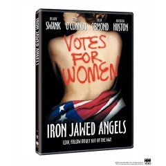 Iron Jawed Angels (2004) DVD