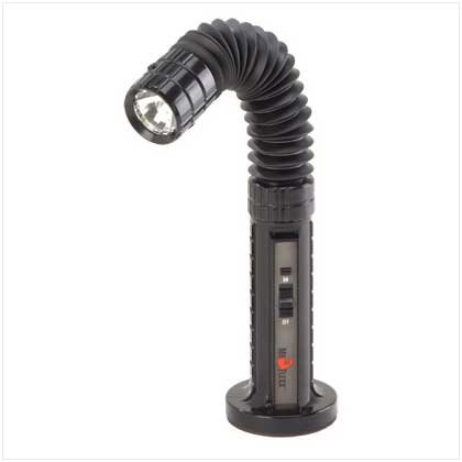 Flexible Hands-Free Flashlight
