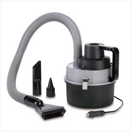 Wet & Dry Auto Vacuum