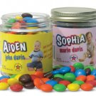 24 Personalized 1st Birhday Keepsake Favors