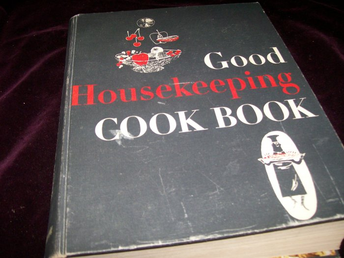 1961  Good Housekeeping Cook Book