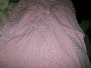 Isaac Mizrahi for Target pink kahki skirt