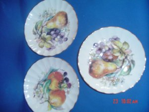 Crown Trent Decorative Plates