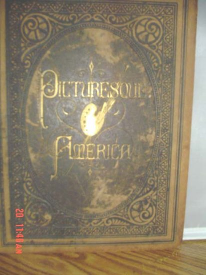 Picturesque America Books