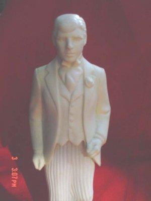 1978 Avon Proud Groom Decanter