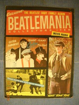Beatlemania Collectible Magazine