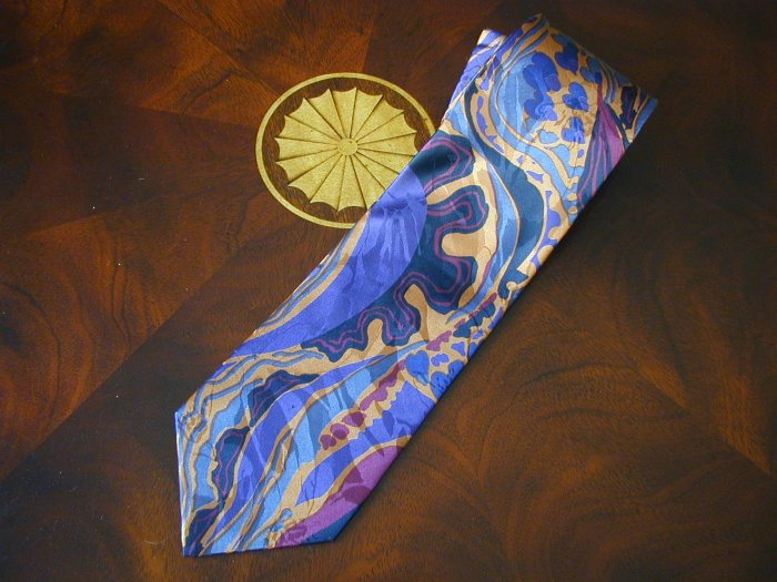 100% Silk Tie (Item# 317)