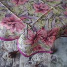 100% Silk Scarf (Item# 406)