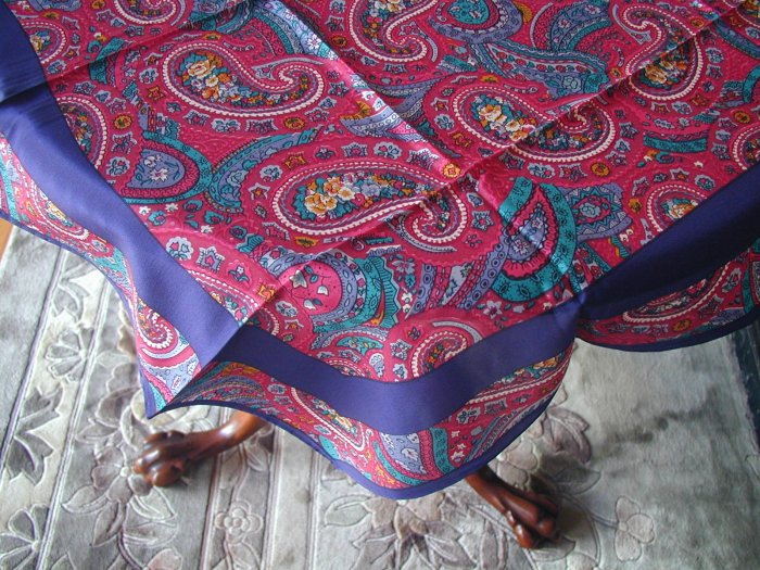 100% Silk Scarf (Item# 417)