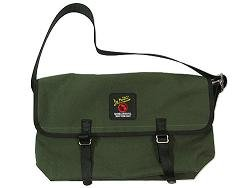 Canvas Messenger Bag 3601U - Medium Olive