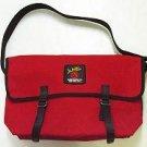 Canvas Messenger Bag 3601U - Medium Red