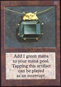 MTG Mox Emerald Collectors Edition