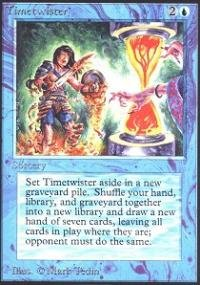 MTG Timetwister Collectors Edition