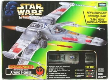 POTF2 X-Wing FX Electronic Variant