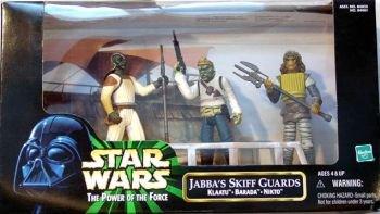 POTF2 Jabba's Skiff Guards Multi Pack