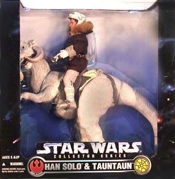 "POTF2 12"" Han Solo with Tauntaun"