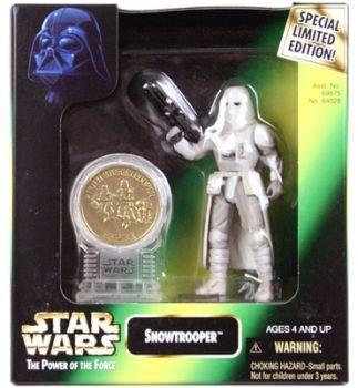 POTF2 Millennium Minted Coin Snowtrooper