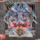 Yu Gi Oh Shadow of Infinity Sealed Special Edition Box