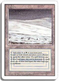 MTG Revised Tundra