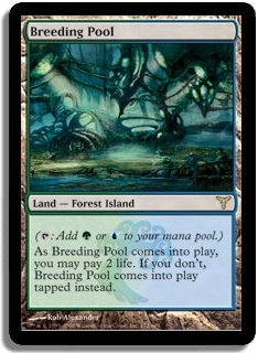 MTG Dissension Breeding Pool