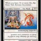 MTG Saviors Rune-Tail, Kitsune Ascendant