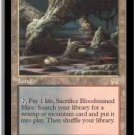 MTG Onslaught Bloodstained Mire FOIL