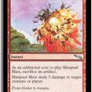 MTG Mirrodin Shrapnel Blast