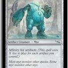 MTG Mirrodin Myr Enforcer