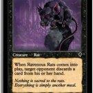 MTG Invasion Ravenous Rats