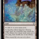MTG Dissension Ghost Quarter