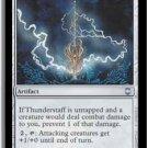 MTG Darksteel Thunderstaff