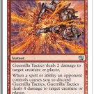 MTG 9th Edition Guerrilla Tactics