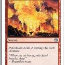 MTG 9th Edition Pyroclasm