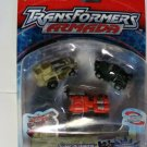 Transformers Armada Adventure Team MIB