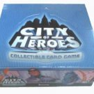 City of Heroes Sealed Booster Box