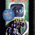 Yu-Gi-Oh 2005 Panther Warrior (Green)