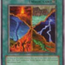 Yugioh Legacy of Darkness Convulsion of Nature