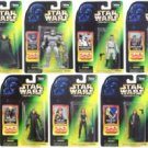 Star Wars Power of the Force Expanded Universe Set of 9 Figures