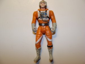 Power of the Force II Loose Luke X-Wing