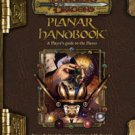 Dungeons & Dragons Planar Handbook - New