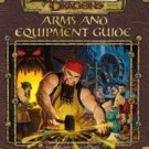 Dungeons & Dragons Arms and Equipment Guide - New