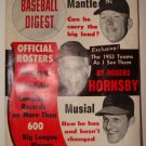 Baseball Digest April 1953