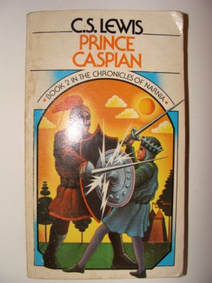 Prince Caspian Paperback