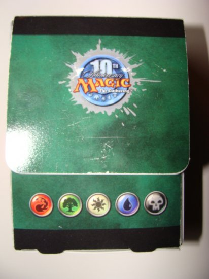 Magic: The Gathering 8th Edition Deck Box