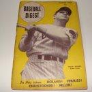 Baseball Digest August 1945