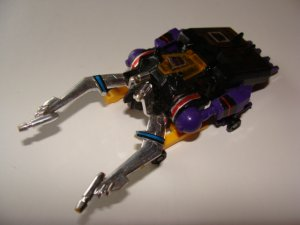 Transformers G1 Shrapnel